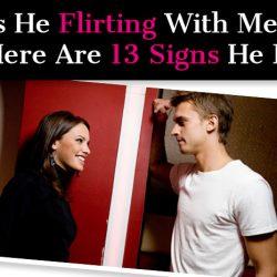 How To Flirt - Flirting Signs for Men (that women use)